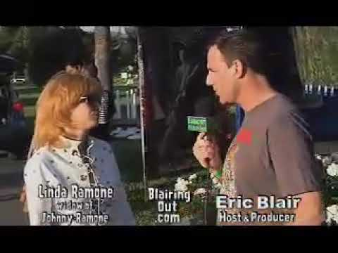 LINDA RAMONE talks about Johnny Ramone with Eric Blair 09