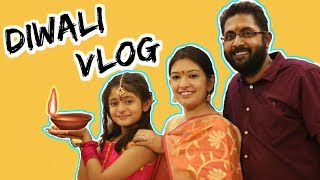My Diwali 2017 Vlog - Celebrations, Rangoli, Food, Games, Gifts ... | MyMissAnand