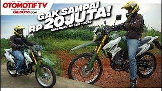 SM Sport GY150 Motor Dua Alam Murah Meriah l Test Ride Review l GridOto