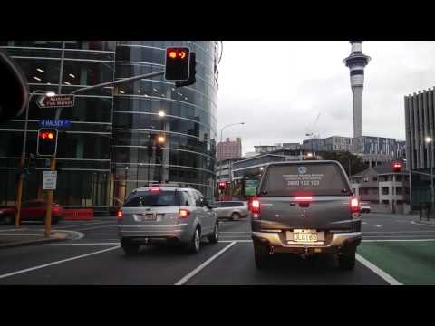 Northshore - to Great north road - Auckland