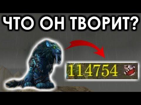 110к за УДАР на ФЕРАЛ ДРУИДЕ! КАК ТАК СДЕЛАТЬ?