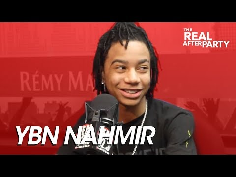 YBN Nahmir Talks Going To Prom, Sleeping w/ 30 Year Olds, Rubbin Off The Paint