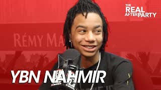 YBN Nahmir talks going to prom, sleeping w/ 30 year olds,