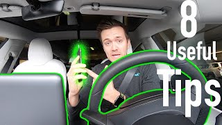 8 useful tips to make driving your Tesla model 3 just that much better! | 1 of 3