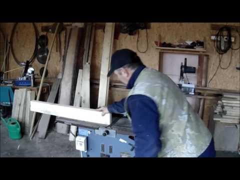 Как изготовить дверную коробку своими руками видео