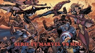 Le serie TV Marvel vs il Marvel Cinematic Universe