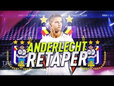 FIFA 18 | CARRIÈRE ANDERLECHT : RETAPER !