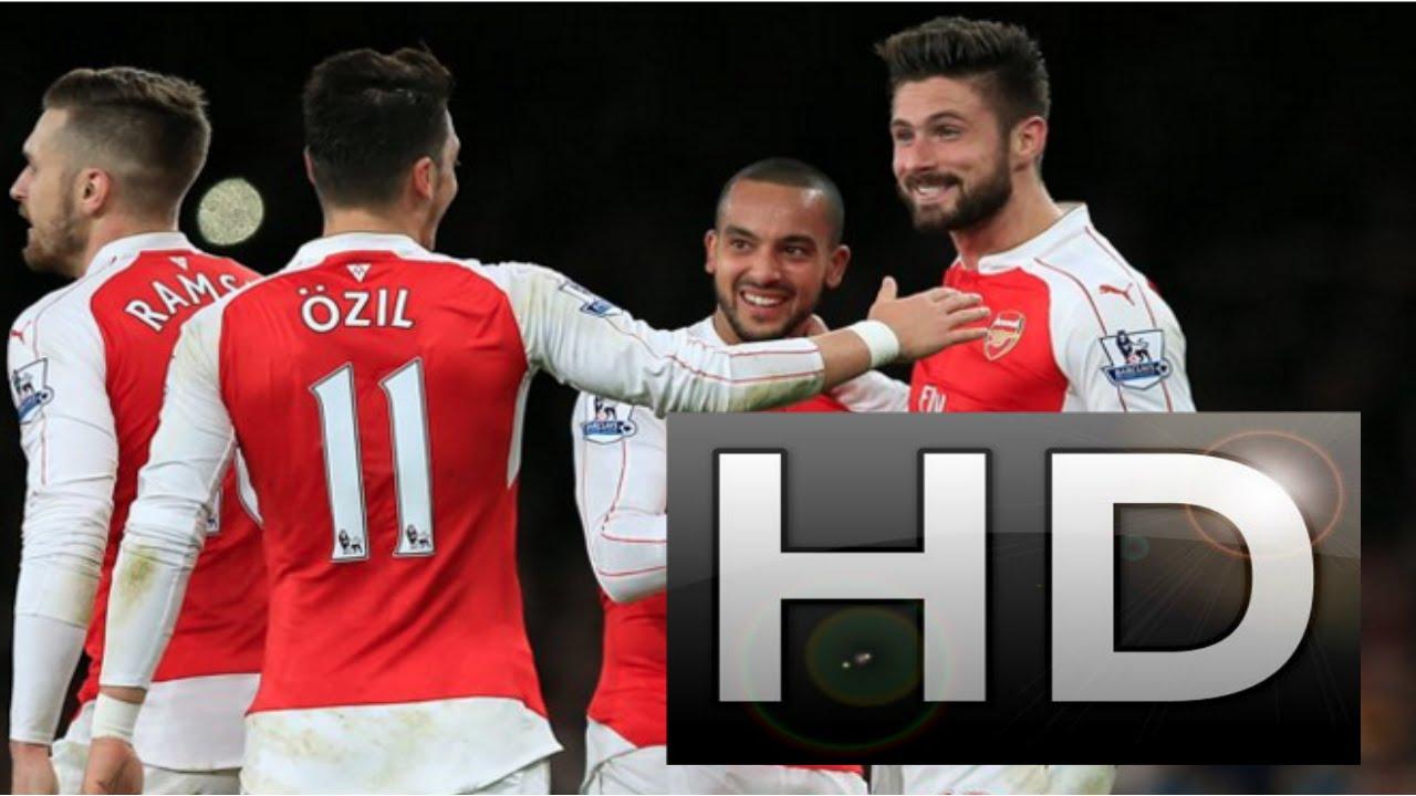 Download Watford vs Arsenal 1 - 3  highlights 27.08.2016 HD