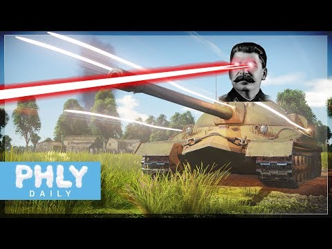 IS-7 GAMEPLAY |