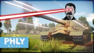 IS-7 GAMEPLAY | MOTHER OF ALL TANKS | 130mm Cannon Autoloader (War Thunder IS-7 Tank Gameplay)