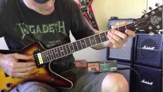 Dimebag's Tuning & Tone on a Budget