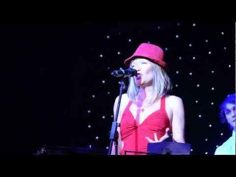 Liz Fletcher @ Ealing Jazz Festival 2011 -