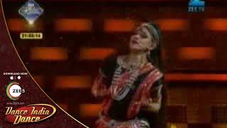 Dance India Dance Season 4 November 30, 2013 - Suniketa