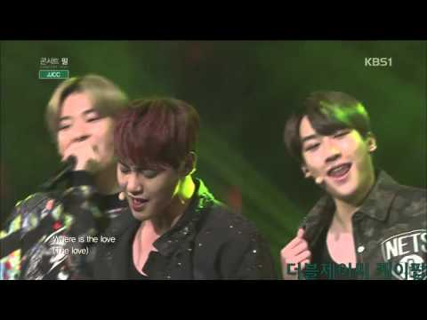 151203 JJCC - 더블제이씨 'Where Is The Love?'