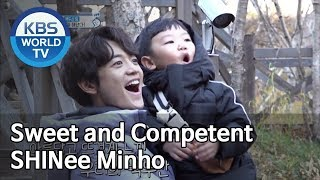 Sweet and Competent SHINee Minho [The Return of Superman | 슈퍼맨이 돌아왔다 / Editor\'s Picks]
