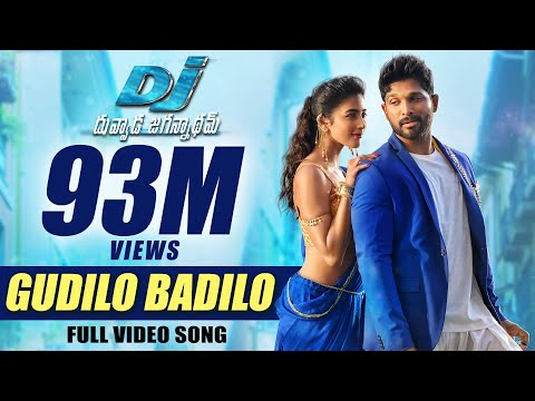 DJ Duvvada Jagannadham Video Songs -...