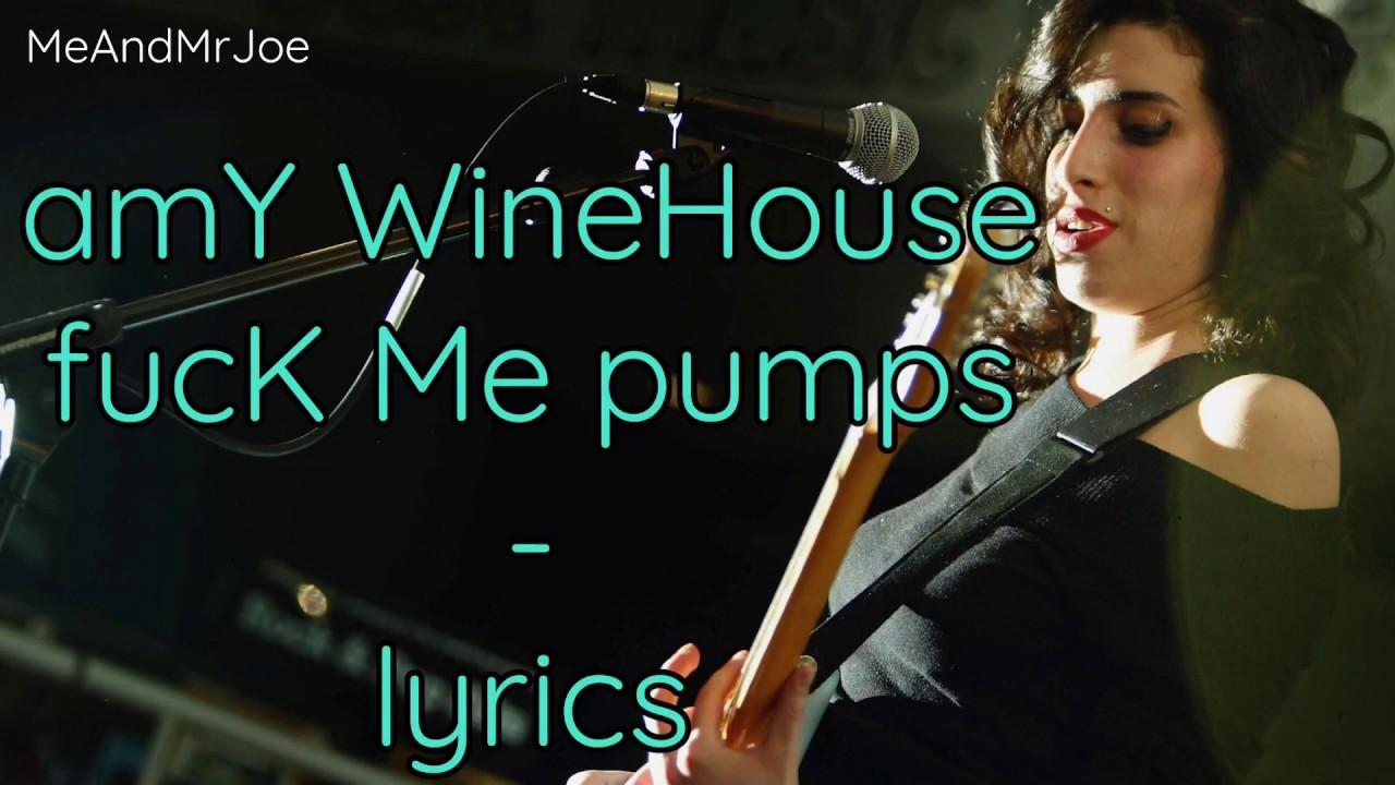 Fuck Me Pumps Lyrics
