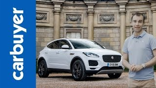 Jaguar E-Pace SUV 2019 in-depth review - Carbuyer