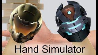 Hand Simulator : Kitchen Special