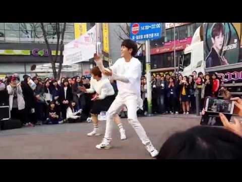 20150321 JJCC Prince Mak and Simba Dance Solo 홍대