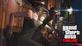NEW ADVERSARY MODE w/ ROCKSTAR GAMES & BORGORE!! (GTA 5 Online)
