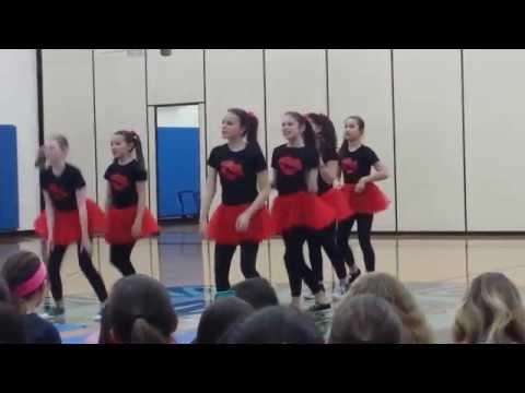 Mendham Township Middle School Lip Sync 2015