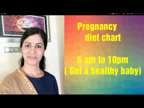 Pregnancy Diet Chart For Indian Women    Pregnancy Tips Tamil    How To Get A Healthy Baby