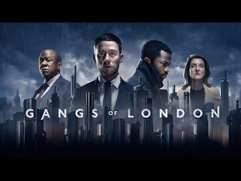 C MORE   Gangs of London