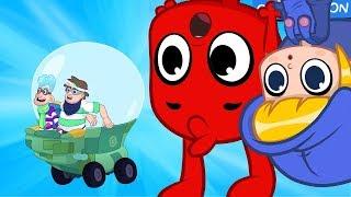 Morphle em Português | Os bandidos da gravidade | Desenhos em Portugues | Desenhos para Crianças