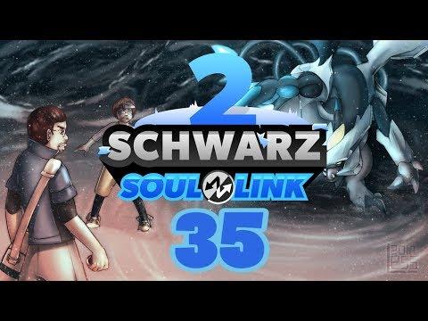 Let's Play Pokémon Schwarz 2 [Soul Link / German] - #35 - Vom Winde verweht
