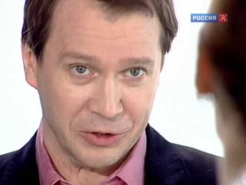 """Программа """"Белая студия"""" с Евгением Мироновым"""