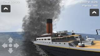 Disassembly 3D: Onboard the sinking Titanic as a passenger!