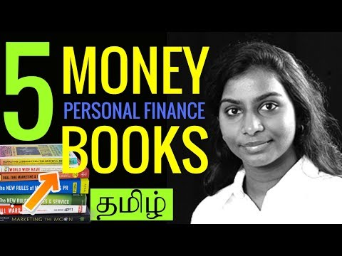 5 Best Books On Personal Finance & Money Management (MUST READ) - Tamil