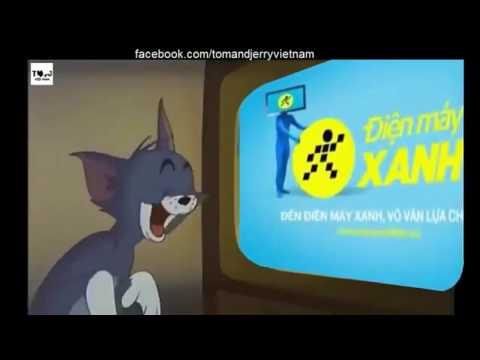 Cười Vỡ Cả Bụng Với Tom and Jerry Chế (Điện Máy Xanh)