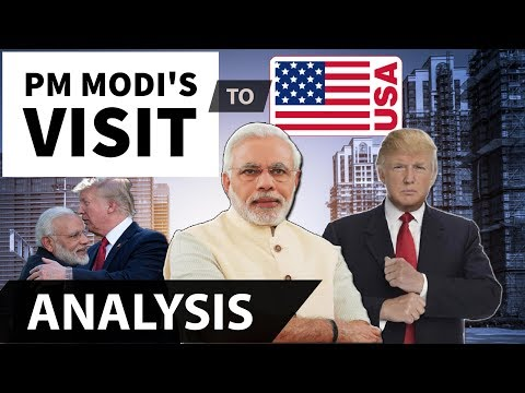 PM Modi's U.S visit analysis - पीएम नरेंद्र मोदी और अमेरिकी राष्ट्रपति डोनाल्ड ट्रंप