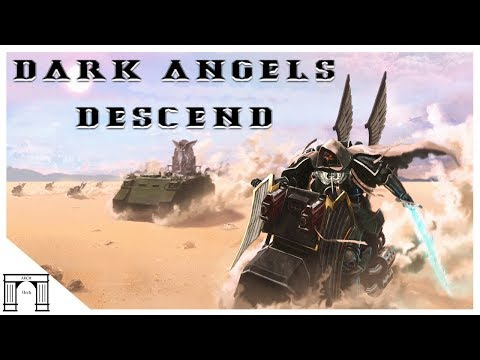 40k Lore, The Siege Of Vraks! A Clash Of Angels!