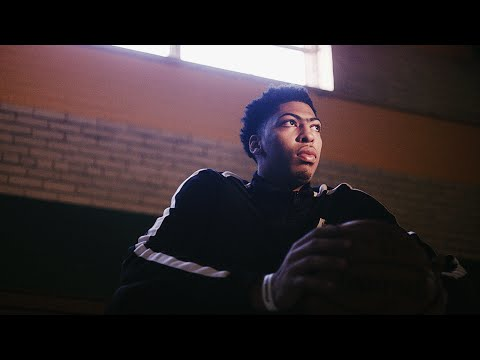 NBA's Anthony Davis: The Journey Behind The All-Star Move