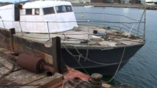RAF 68ft RTTL 2748 Wooden Boat restoration  - Part 1