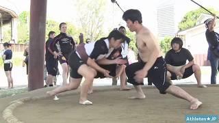 第23回 全日本女子相撲選手権大会2018が大阪府堺市大浜公園相撲場で開催...
