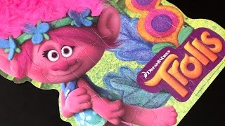 DreamWorks Trolls Troll Hair Floor Puzzle from Cardinal Games