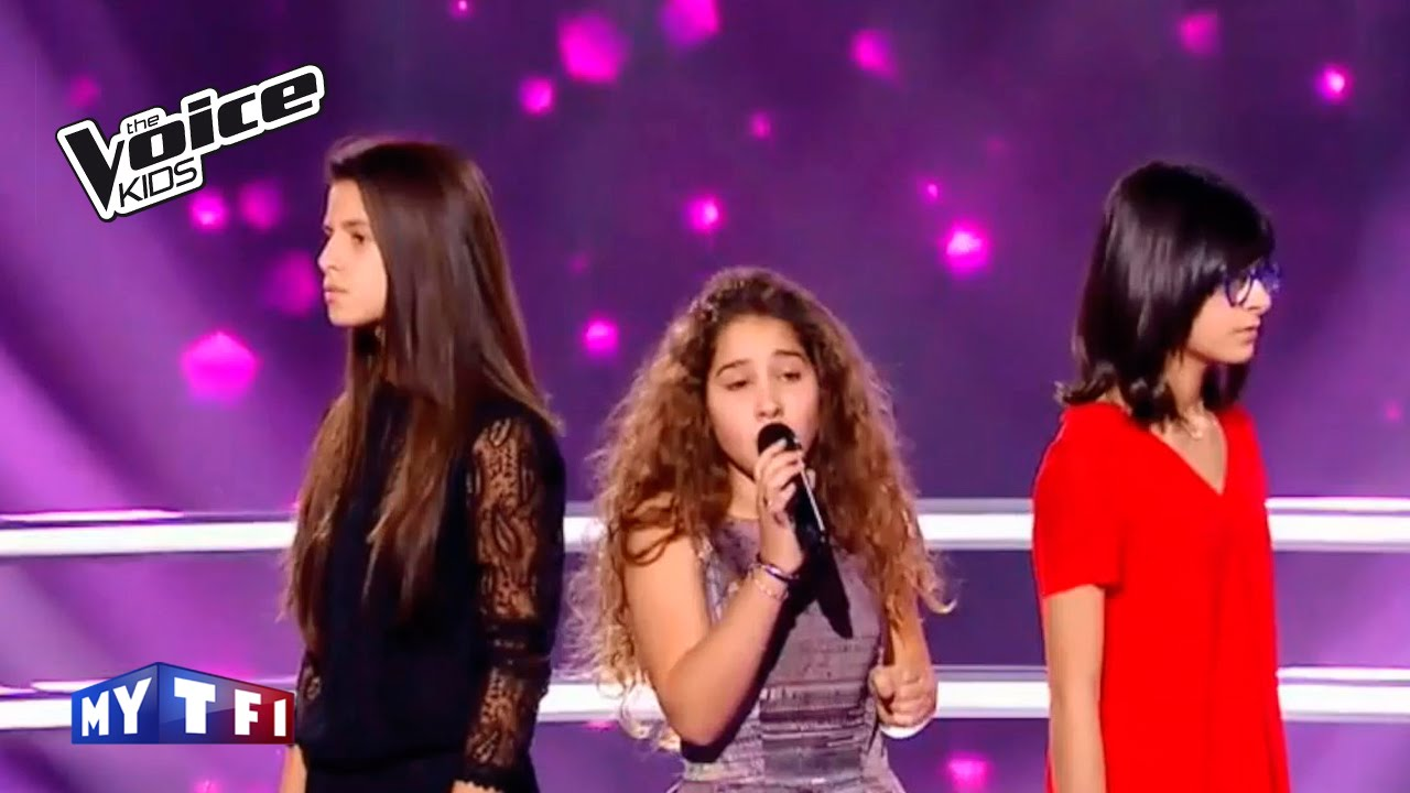hello adele marine elsa ilenia the voice kids 2016 battle youtube. Black Bedroom Furniture Sets. Home Design Ideas