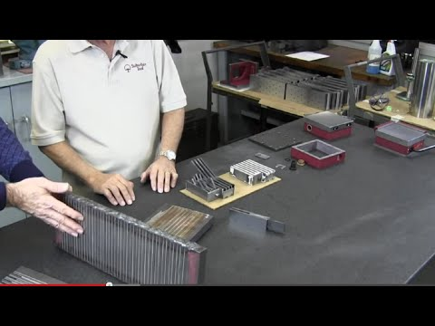 How To Build A Magnetic Chuck