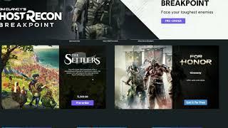 For Honor Ücretsiz (Uplay Gamescom 2019)