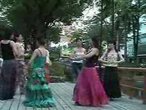 Tribal Belly Dance Taiwan