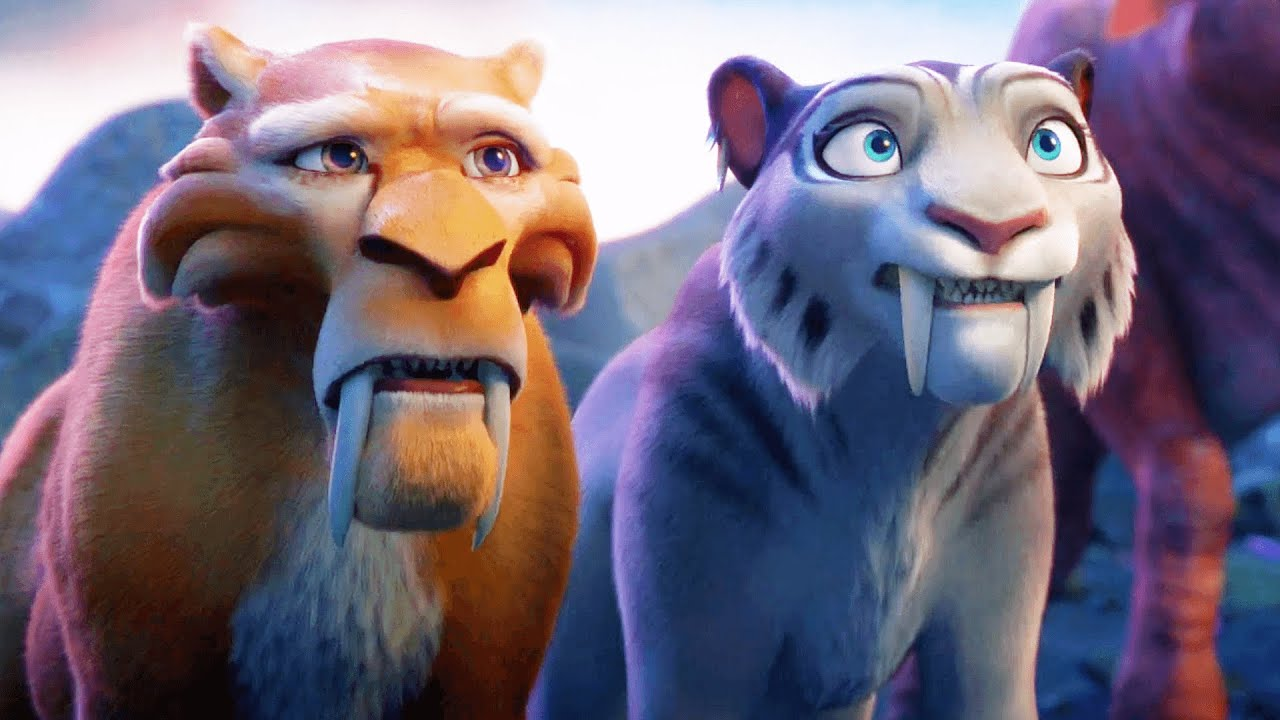 """Download ICE AGE: COLLISION COURSE Clip - """"We Did It"""" (2016)"""