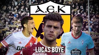 Lucas Boyé ● Welcome to AEK FC/ Goals & Skills (HD)