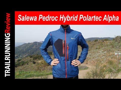 Salewa Sesvenna Hybrid Pf K JKT Jacke
