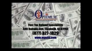 How to get income tax refund fast in NJ.