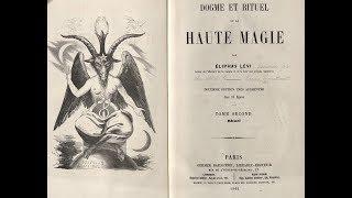 Il libro rosso - Eliphas Levi; Hortensius Flamel (booktrailer)