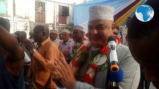 Lamu Governor Fahim Twaha says county NHIF scheme has registered 18,000 families